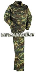 Форма для кадетов, Кадетская парадная форма китель и брюки