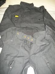 армейская одежда старого образца