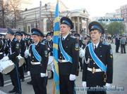 кадетская форма для летчиков ввс -военная ваздушная сил