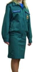 форменная одежда сотрудников мчс пожарников летняя зимняя парадная