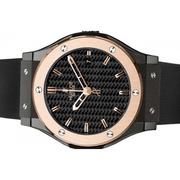 Недорогие наручные часы Hublot Classic Fusion Gold