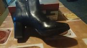 Новые женские зимние ботинки