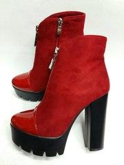 Продам партию обуви (ботильоны,  сапоги) из натуральной замши СРОЧНО!!!