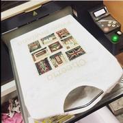 Печать и вышивка на одежде