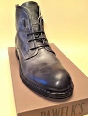 Итальянские,  мужские,  демисезонные ботинки