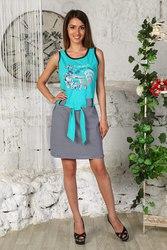 платье летнее  42-44