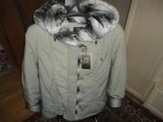 Курточка женская зимняя новая р. 52,  54.
