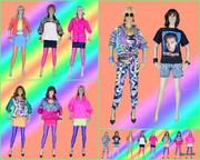 Прокат костюмов,  культовые образы на вечеринку 80-х,  90-х. Дискотека 90х.