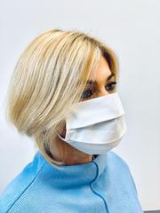 Тканевая защитная маска от производителя